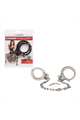Chrome Hand Cuffs - Silver
